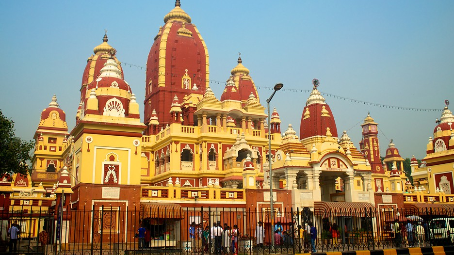 Birla Mandir Temple - Delhi  Expedia.co.in