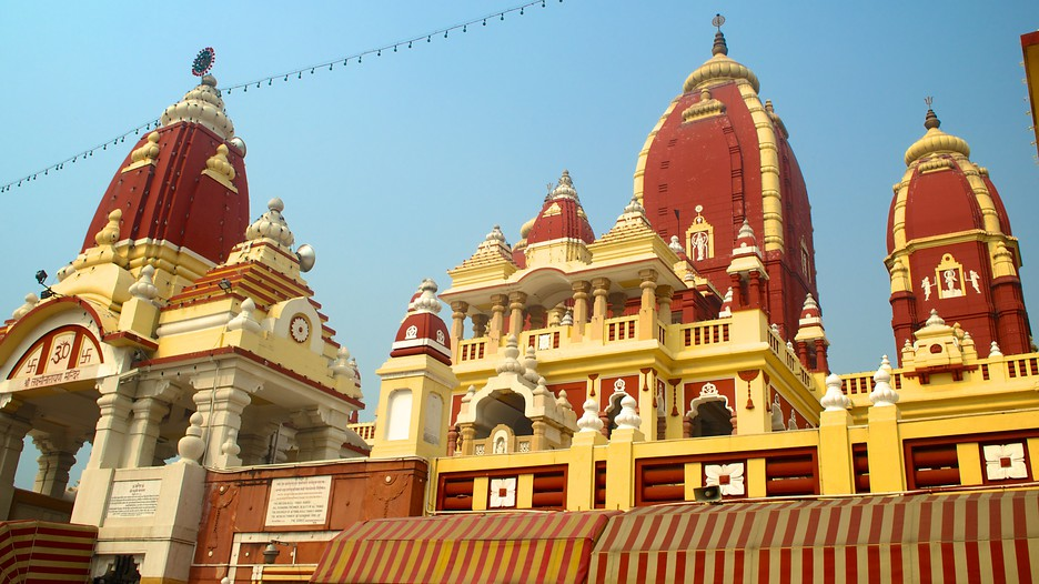 Laxminarayan Temple In New Delhi Expedia