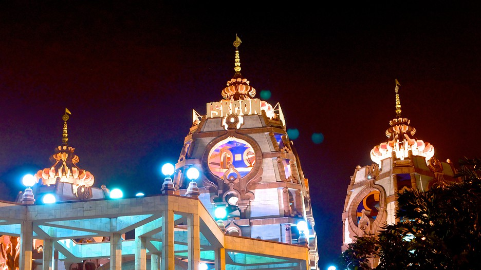 Temple iskcon les activit s delhi attractions pas for Hotel pas cher new delhi