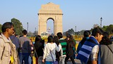 India Gate - Delhi - Tourism Media