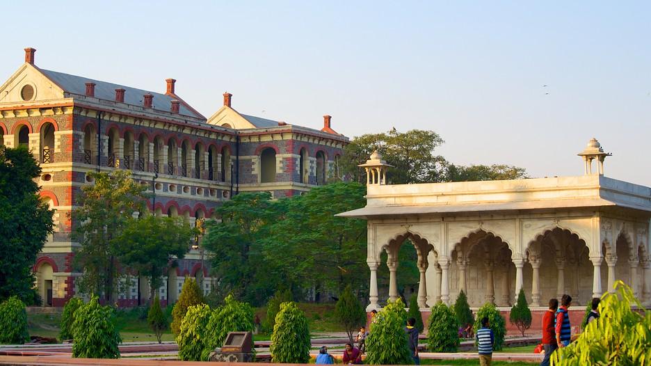 Fort rouge les activit s delhi attractions pas chers for Hotel pas cher new delhi