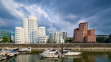 Gehry Buildings - Duesseldorf - Tourism Media