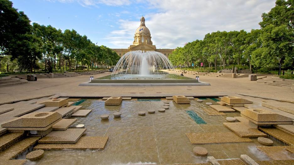 Image result for Alberta Legislature Building in Edmonton