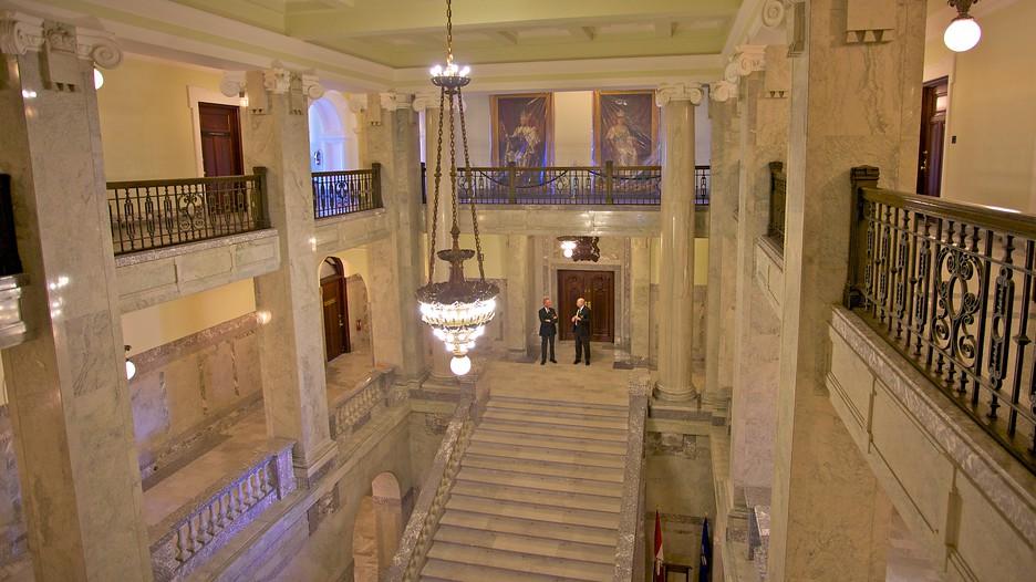 Alberta Legislature Building Edmonton Alberta Attraction