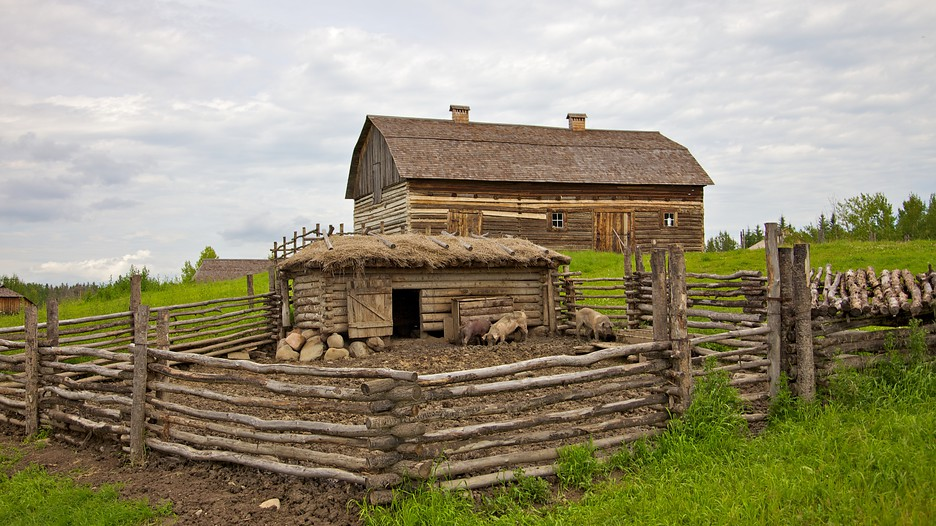 Ukrainian Cultural Heritage Village In Sherwood Park Alberta Expedia Ca