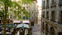 Bourg-de-Four Square - Geneva