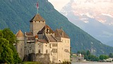 Chateau de Chillon - Montreux - Tourism Media