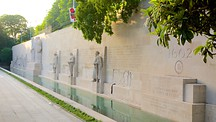 Reformation Wall Monument - Geneva