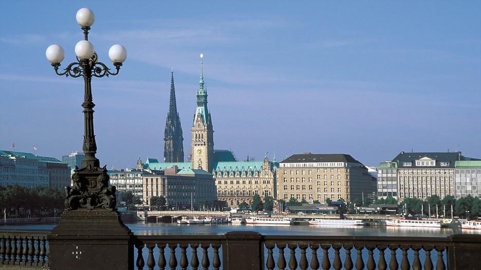 Tourism g Hamburg Vacations.