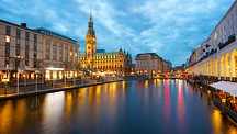 Hamburg City Hall - Hamburg