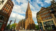 St. Peter's Church - Hamburg