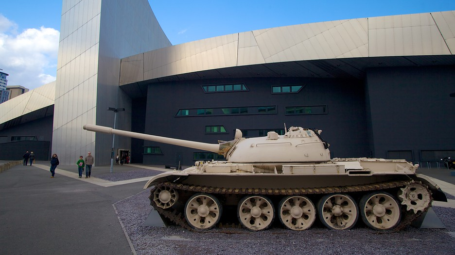 Imperial War Museum North In Salford England Expedia Ca