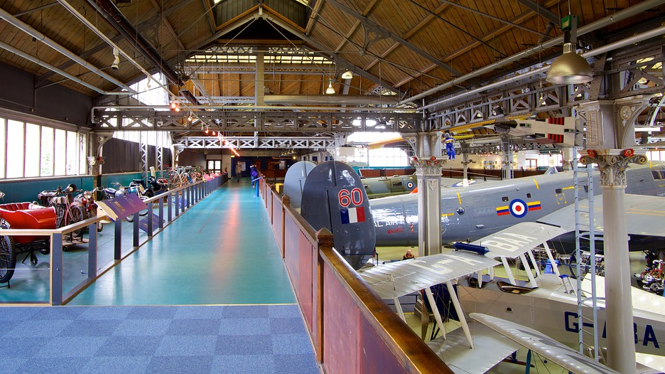 Museum Of Science And Industry In Manchester England