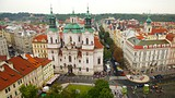 St. Nicholas Church at the Old Town Square - Prague - Tourism Media