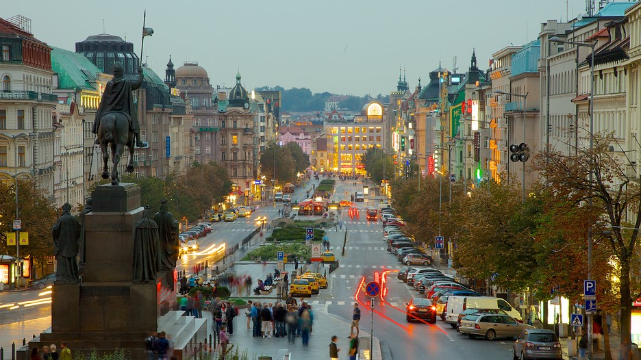 Hotel De Ville Nouvelle Ville Prague