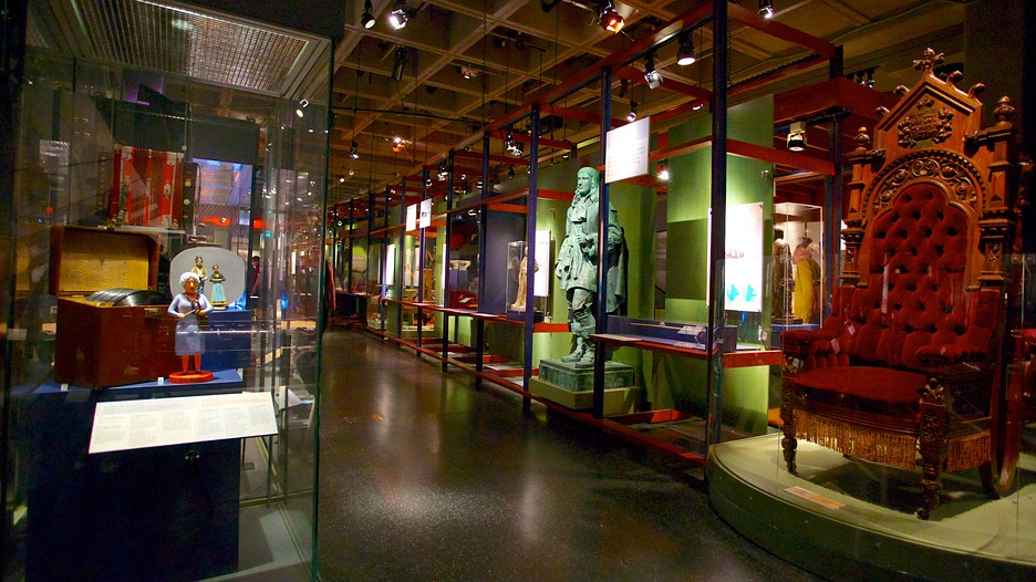 Museum of civilization in quebec quebec for Quebec city museum of civilization