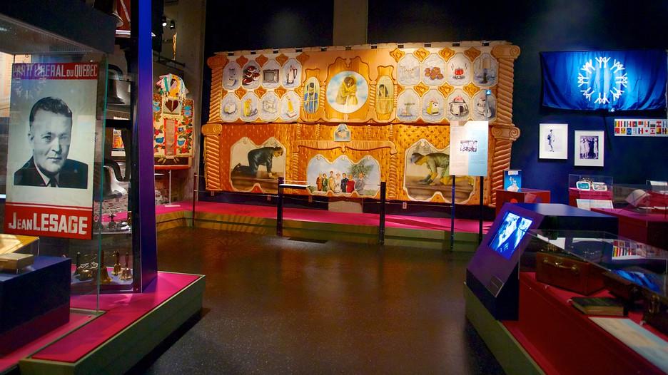 Museum of civilization in quebec quebec expedia for Museum of civilization quebec city