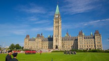 Peace Tower - Ottawa