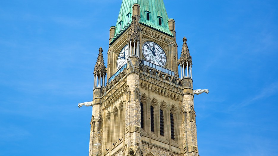 peace tower in ottawa ontario expedia ca
