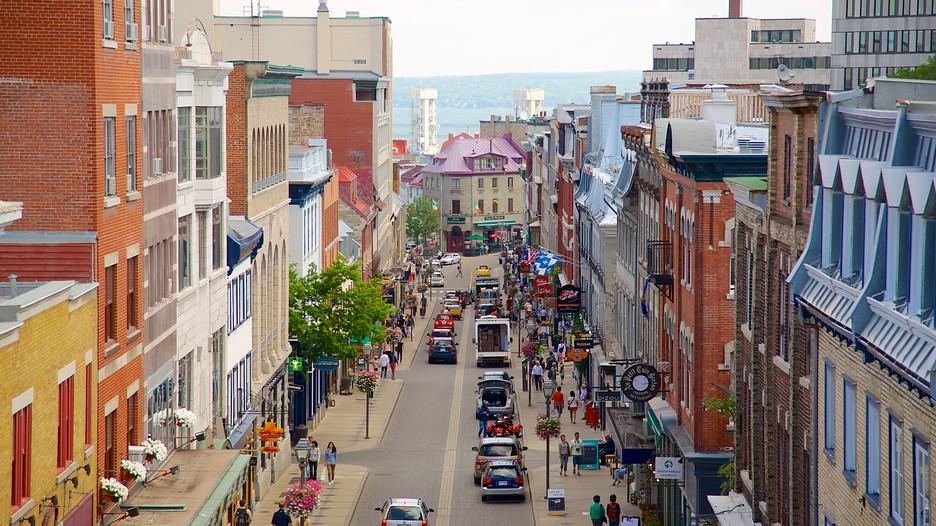 Quebec Vacations 2017 Package and Save up to 603 – Tourist Map Of Quebec City