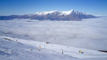 Coronet Peak Ski Area - Queenstown