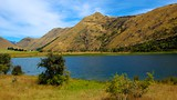 Showing item 12 of 90. Moke Lake - Queenstown - Tourism Media