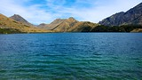 Showing item 28 of 90. Moke Lake - Queenstown - Tourism Media