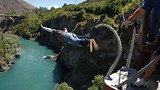 Showing item 14 of 90. Queenstown - Tourism New Zealand/AJ Hackett Bungy New Zealand