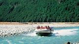 Showing item 35 of 90. Queenstown - Tourism New Zealand/Dart River Safaris