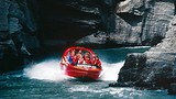 Showing item 9 of 90. Queenstown - Tourism New Zealand/Shotover Jet