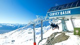 Showing item 44 of 90. The Remarkables Ski Area - Queenstown - Tourism Media