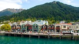 Showing item 10 of 90. Steamer Wharf - Queenstown - Tourism Media