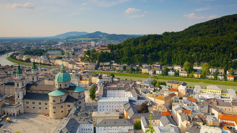Car Rental In Salzburg City