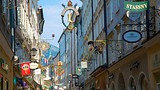 Getreidegasse Lane - Austria - Tourism Media