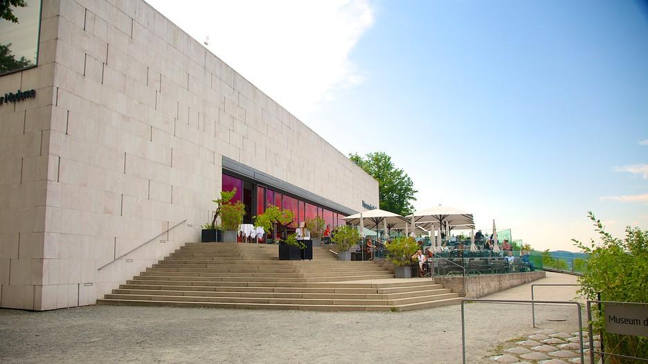 Moenchsberg museum of modern art in salzburg expedia for Salzburg design hotel
