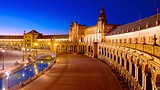 Plaza de Espana - Province of Seville - Tourism Media