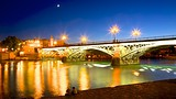 Triana Bridge - Province of Seville - Tourism Media