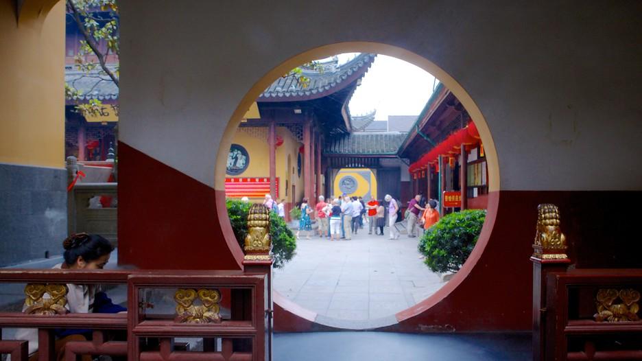 temple du bouddha de jade d couvrez shanghai avec. Black Bedroom Furniture Sets. Home Design Ideas