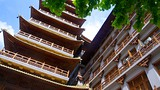 Showing item 25 of 51. Jingan Temple, Shanghai, China - Shanghai - Tourism Media