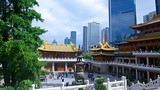 Showing item 1 of 51. Jingan Temple, Shanghai, China - Shanghai - Tourism Media
