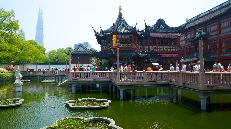 Resultado de imagem para Jardim de Yuyuan shanghai