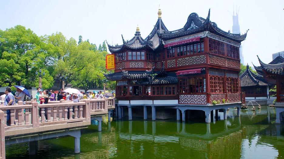 Jard n yu yuan informaci n de jard n yu yuan en shangh i for Jardin yu shanghai