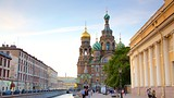 Church of the Savior on the Spilled Blood - St. Petersburg - Tourism Media