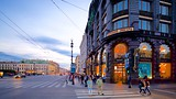 Nevskiy Prospekt - St. Petersburg - Tourism Media