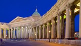 Kazan Cathedral - St. Petersburg - Tourism Media