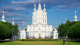 Smolny Cathedral - St. Petersburg - Tourism Media