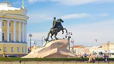 Bronze Horseman - St. Petersburg - Tourism Media
