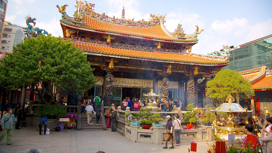 Image result for long shan temple