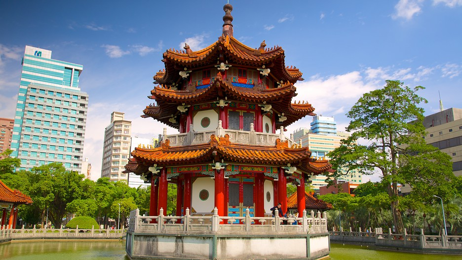 Cheap Hotels In Taipei City
