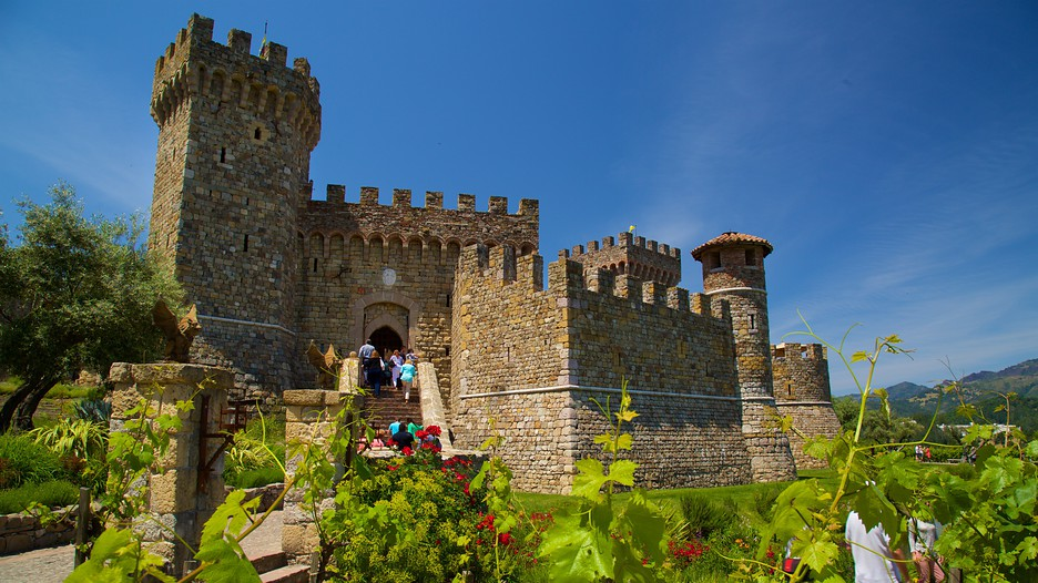 Travel Packages To Napa Valley California